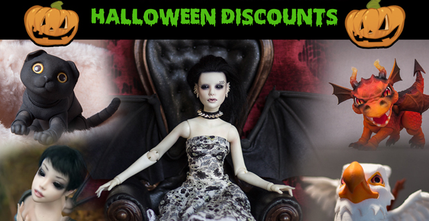 10-15% Discounts till October 31. Hurry up!